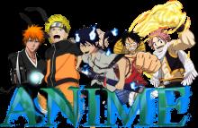 Раскраски аниме-коллекция